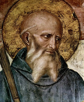 rule of st benedict study guide