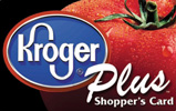 kroger plus card front